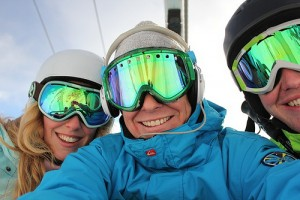 St. Anton ski instructor course