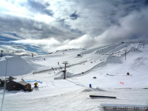 Snow Park, Snowboard, Ski, instructor course