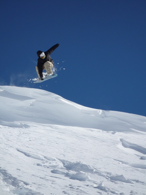 Powder, Cerro Catedral, Bariloche, snowboard, Argentina, Andes
