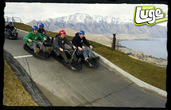 luge queenstown, gap year travel