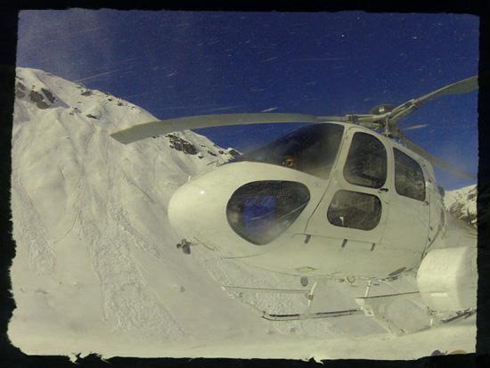 heli skiing New Zealand, gap year
