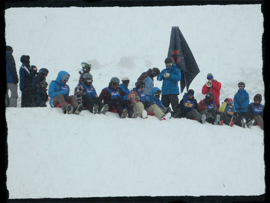 Red Bull Toboggan Race Coronet Peak