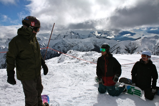 snowboard, gap year, snowboard instructor course Argentina