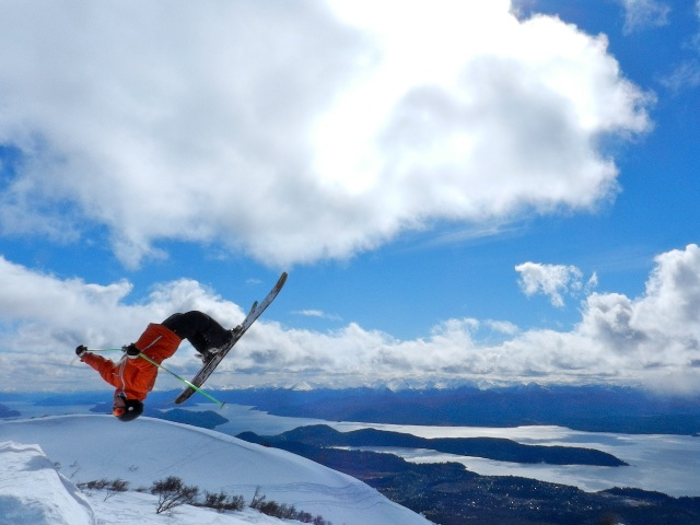 ski instructor gap year argentina