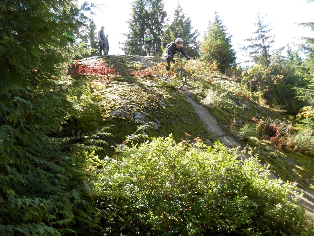 Peak Leaders Whistler Mountain Bike Course