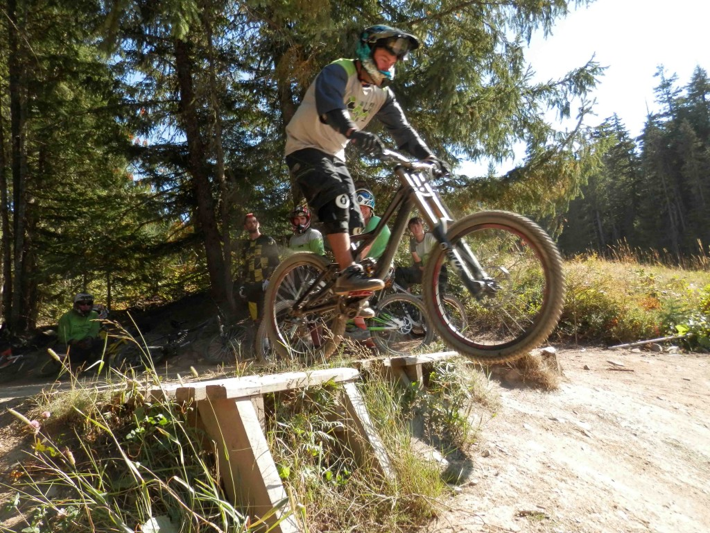 Whistler Bike Park IDP 2