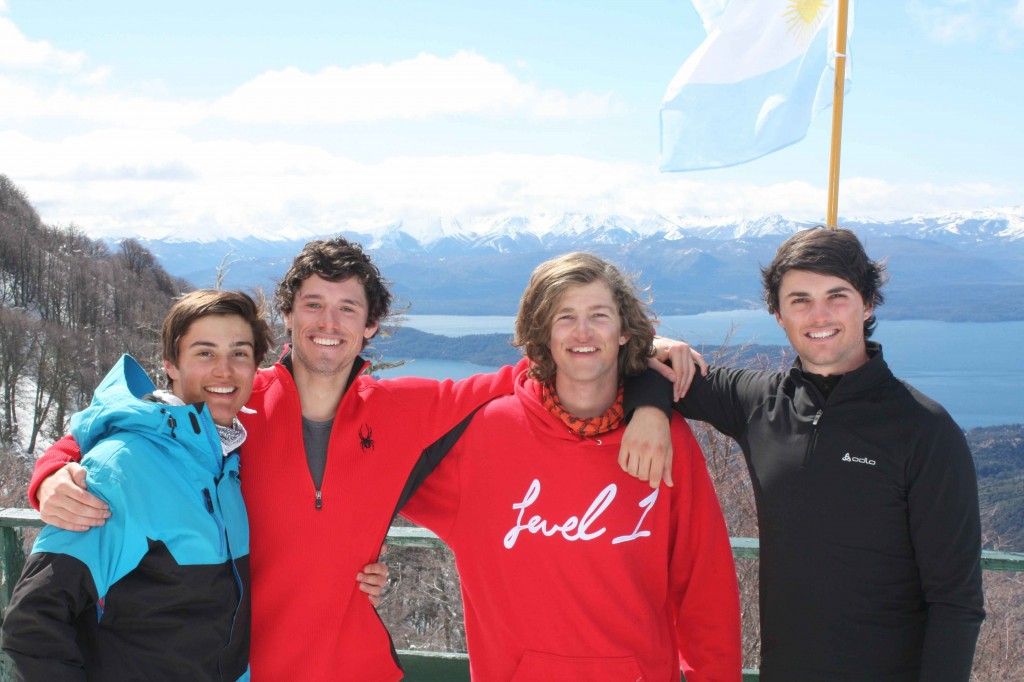 Peak Leaders Ski instructor course Argentina