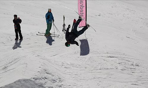 Cerro Catedral Snowboard Park
