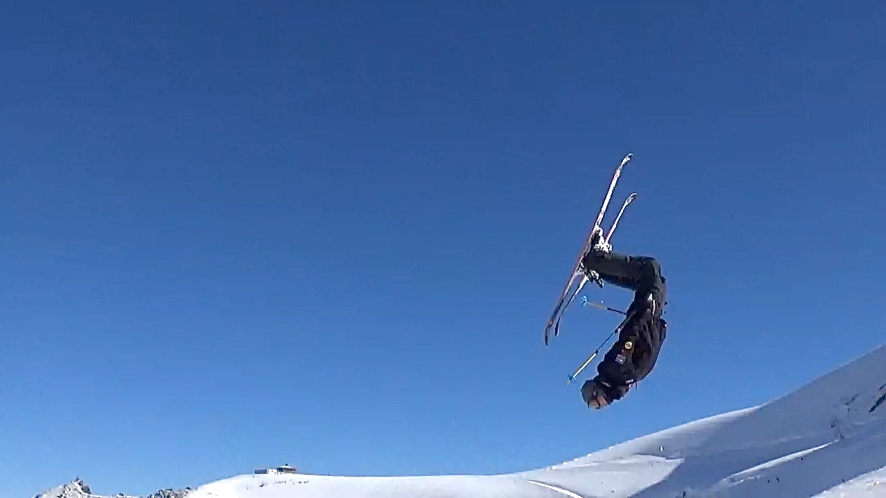 how to learn freestyle ski tricks