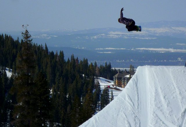 Northstar at Tahoe, Method, Tommy Burke, Peak Leaders