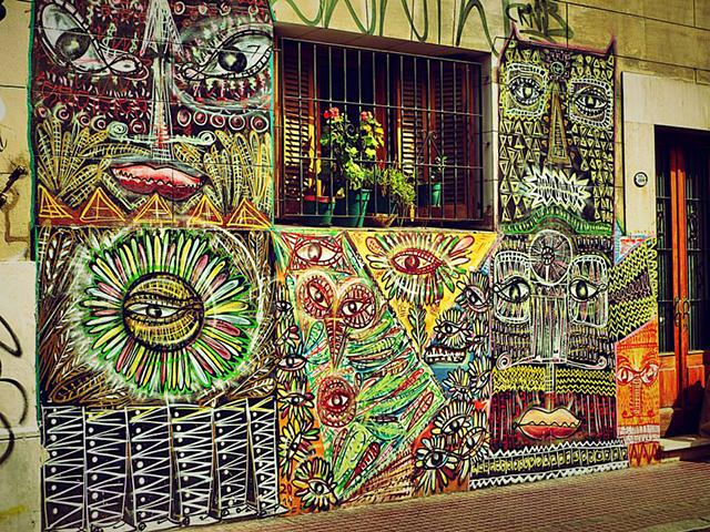 Buenos Aires, street art, Argentina, gap year, travel , Peak Leaders
