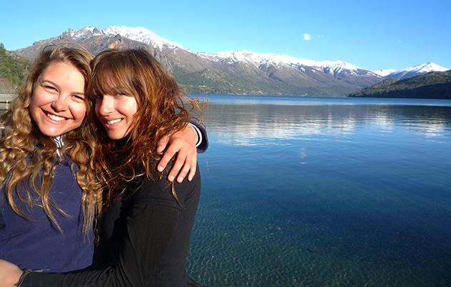 Peak Leaders, ski instructor course Argentina, Hotel El Retorno, Lago Gutierrez, gap year South America