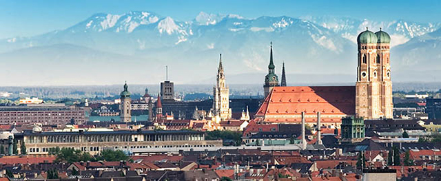 Munich, The German ALps, Bavaria, Peak Leaders, The best cities for skiers and snowboarders to live in