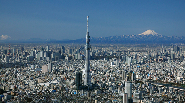 Tokyo, ski town, the best cities for skiers and snowboarders to live in, Peak Leaders, Japan, Mt Fuji
