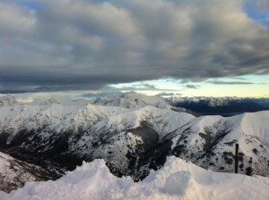 Another epic view in Bariloche
