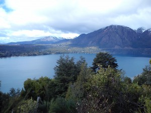 Lake Guiterrez_Argentina 2015 ski instructor course