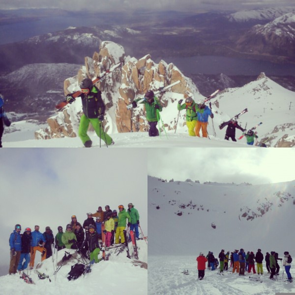Peak Leaders Bariloche Argentina_BASI week 4 hike to freedom