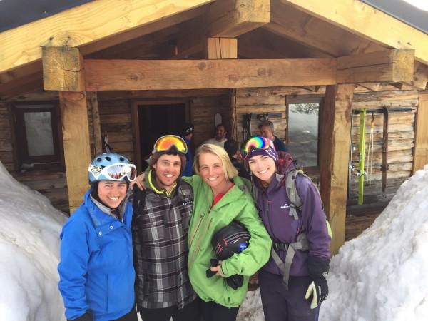 Peak Leaders Bariloche Argentina Basi Level 2 Gap Course_Gaston Gaudio