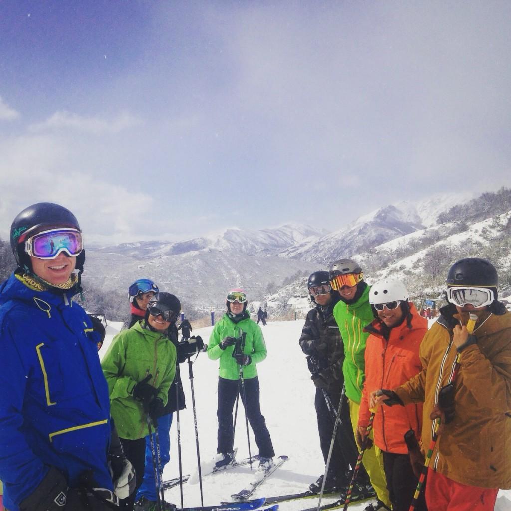 Bariloche Argentina Peak Leaders 2015_BASI instructor training_1