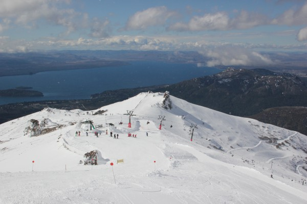 Peak Leaders Bariloche Argentina_ski instructor training course 2015_cerro sun