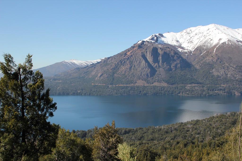 Peak Leaders Bariloche Argentina Basi Level 2 Gap Course_relax