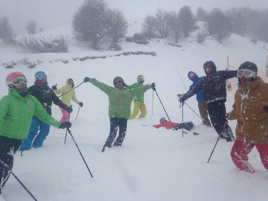 Bariloche Argentina Peak Leaders 2015_BASI instructor training_12
