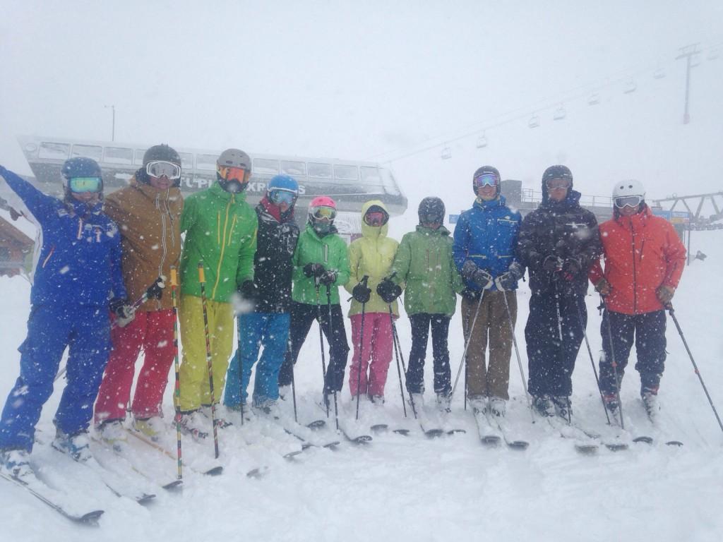 Bariloche Argentina Peak Leaders 2015_BASI instructor training_11